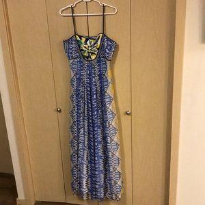 Ranna Gill printed maxi dress